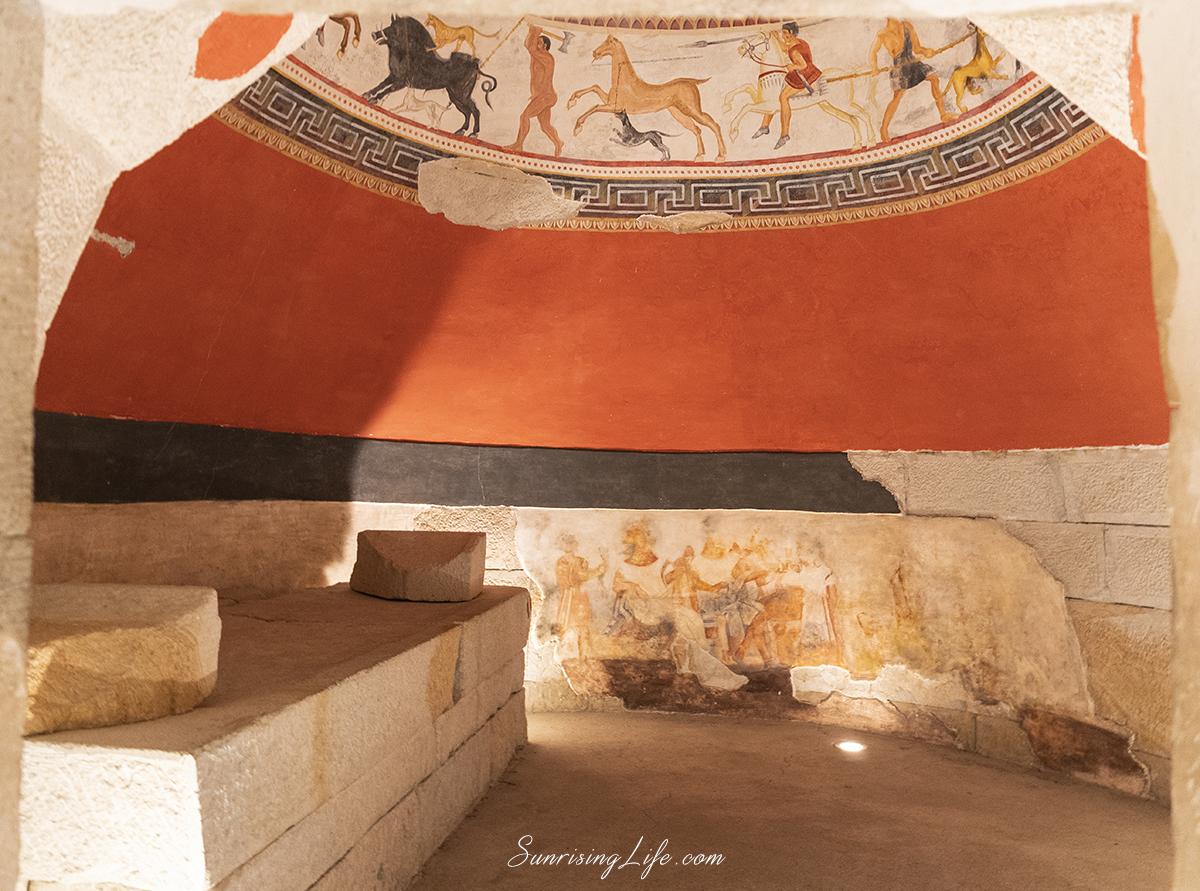 Александровска гробница 2