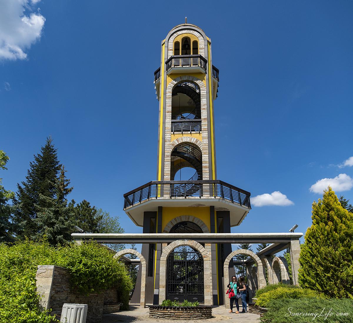 Камбанария до Света Богородица в Хасково