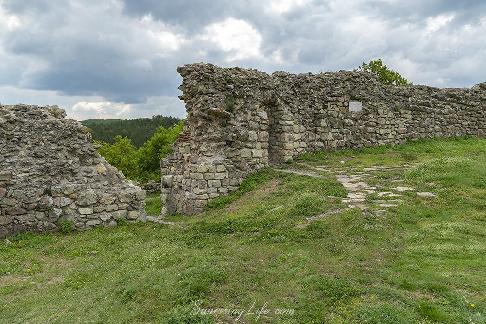 Забележителности в Източни Родопи - Крепост край Мезек, Мезешка крепост