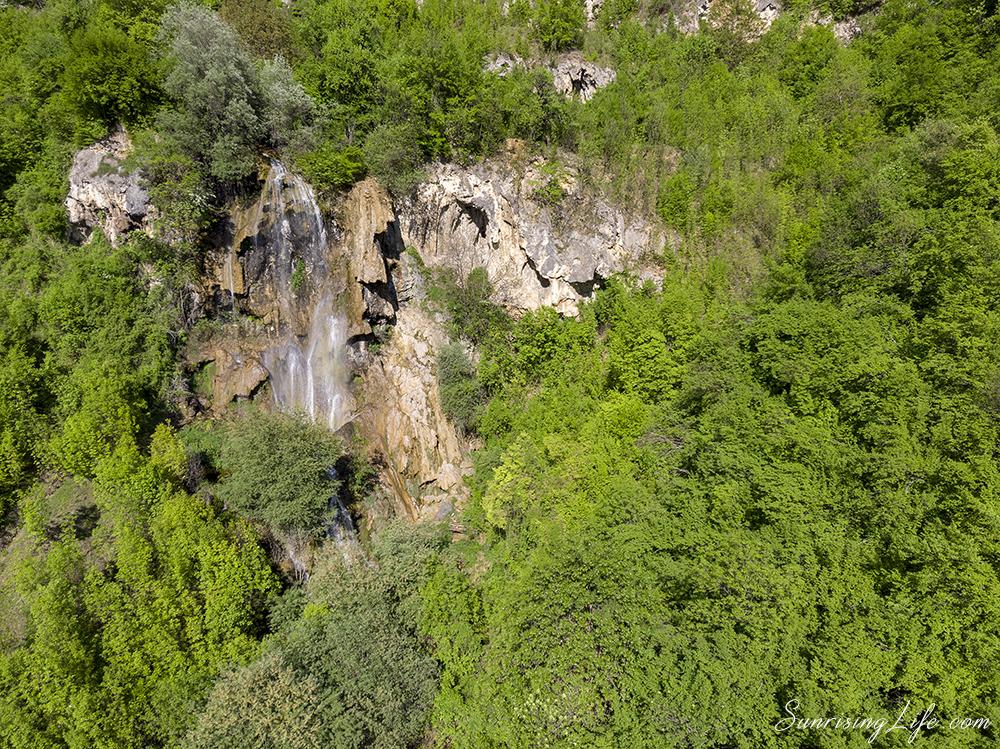 забележителности край Тетевен - Гложенски водопад