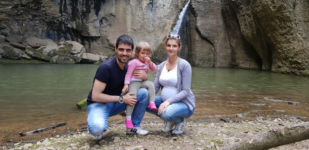 Еменски каньон - водопад Момин скок, Негованска екопътека