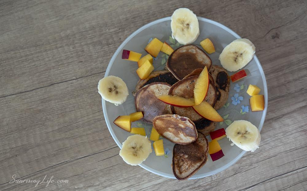 закуска за деца, палачинки за деца