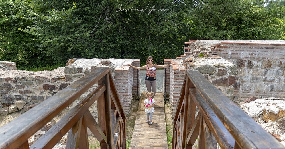 крепостта Стенос, крепост Траянови врата - Разходка близо до София