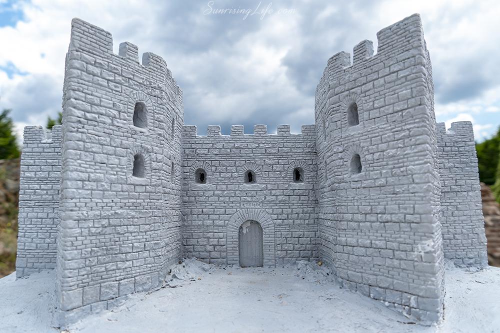 Траянови врата, крепостта Стенос, крепост Траянови врата - Разходка близо до София