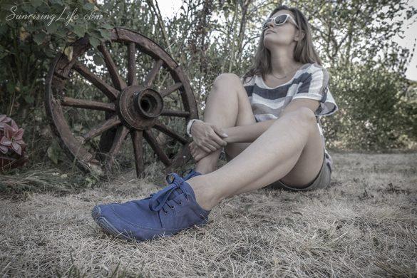 минималистични обувки - заземяване