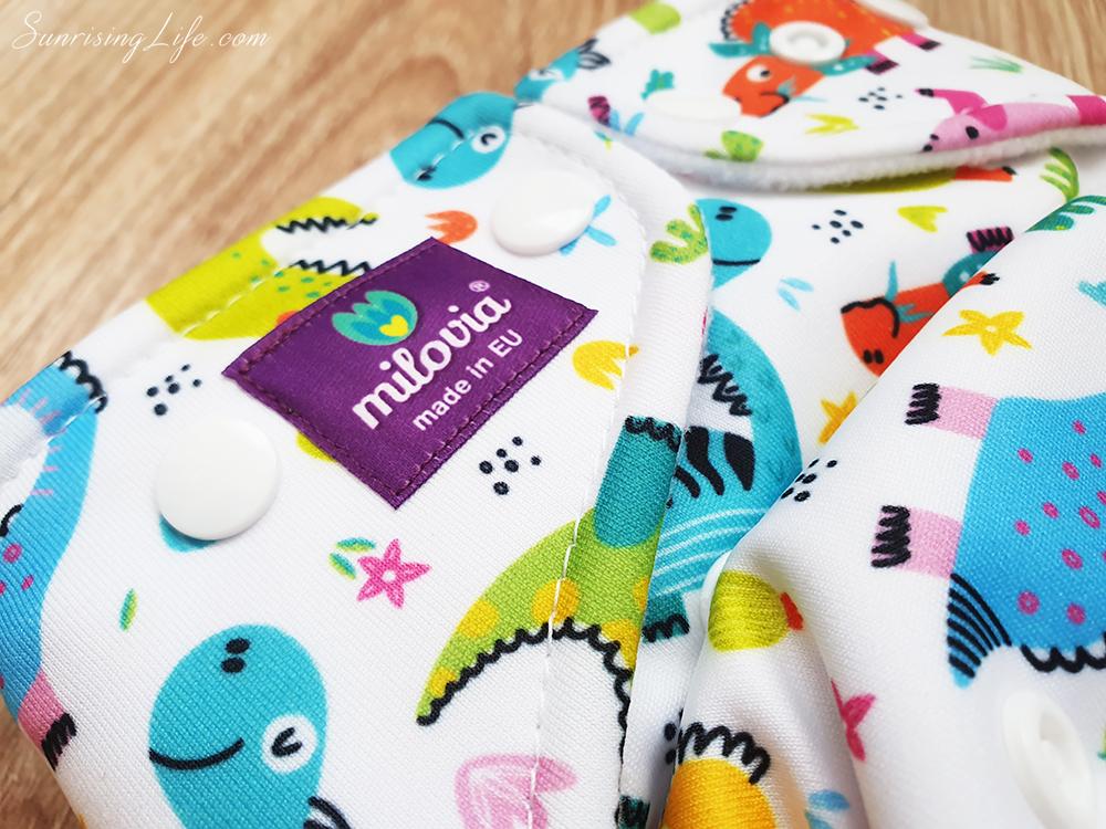 многократни пелени тип джоб