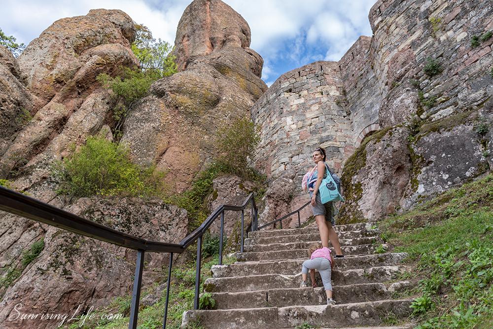 Северозападна България - Белоградчишките скали и Белоградчишката крепост