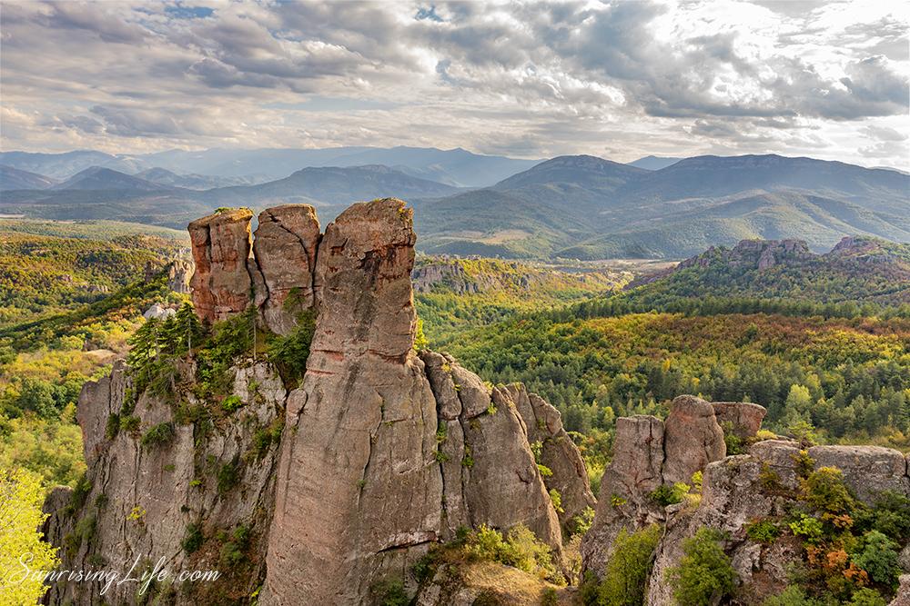 Белоградчишката крепост и Белоградчишките скали