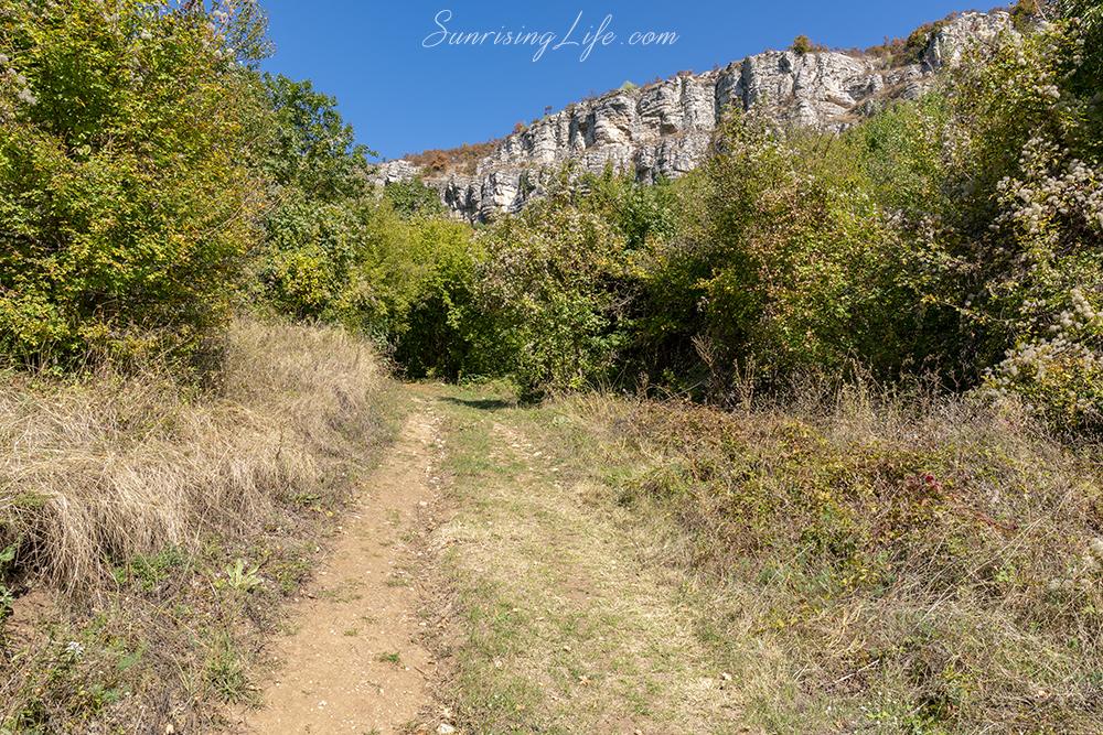 Северозападна България - пещера Козарника