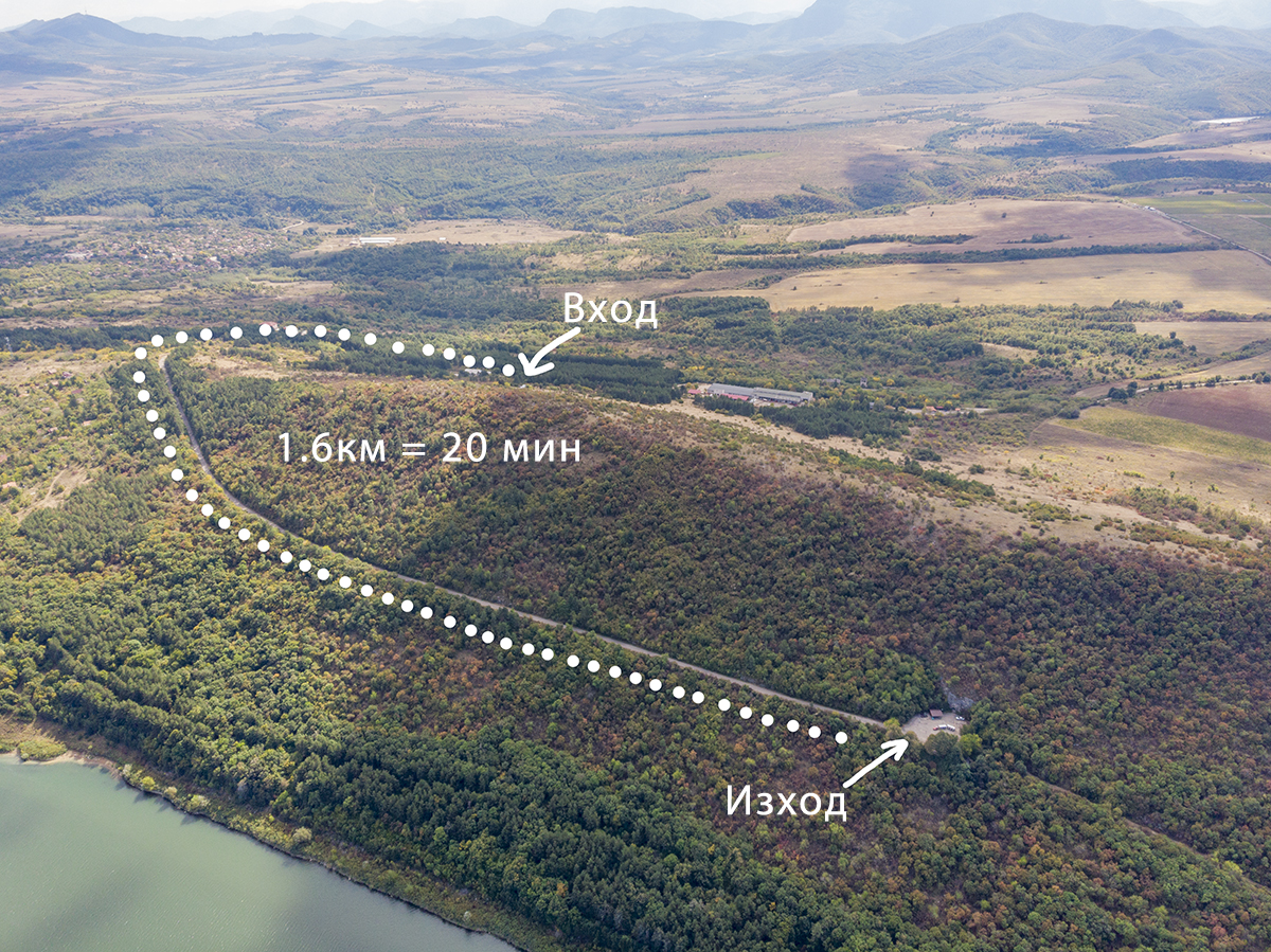 забележителности в Северозападна България - пещера Магура