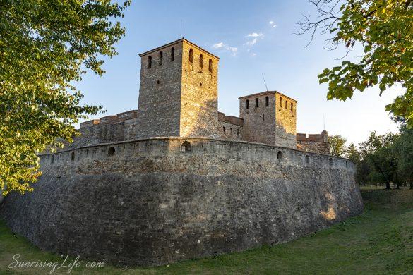забележителности в северозападна българия, Забележителности около Видин - Крепост Баба Вида