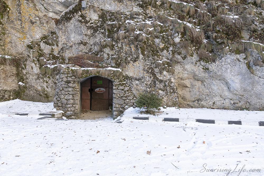 забележителности в Западните Родопи - Пещера Дяволското гърло