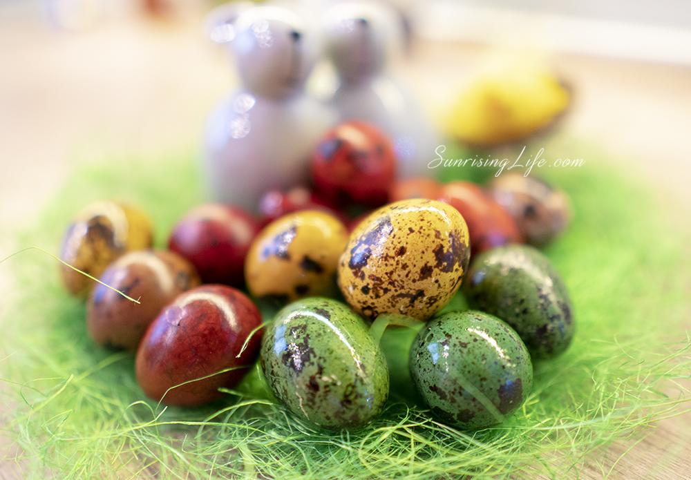 отвара от куркума за жълт цвят яйца