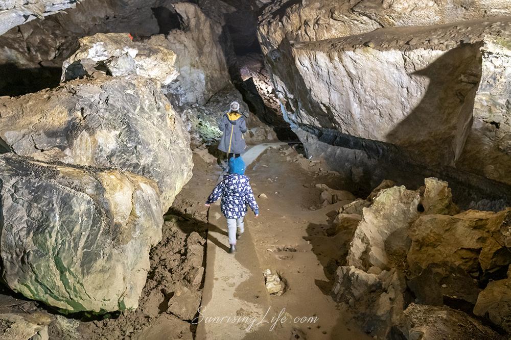 ягодинската пещера до триград