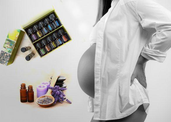 етерични масла за бременни, масла на doterra