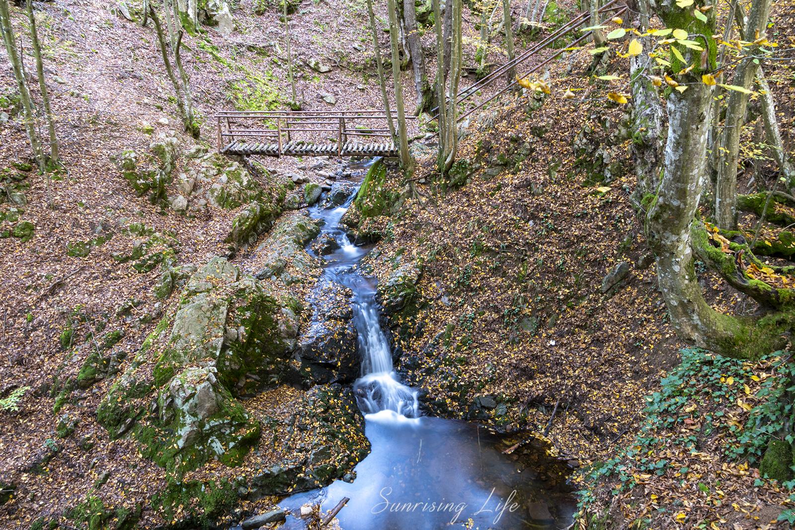 водопад Райски кът до Вършец, забележителности край Вършец