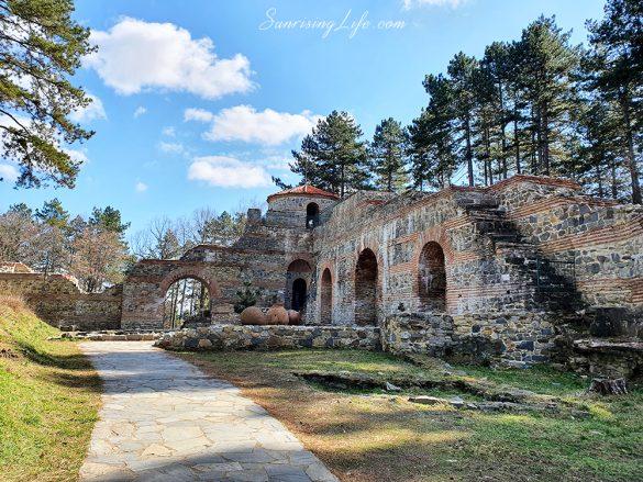 крепост хисарлъка край кюстендил