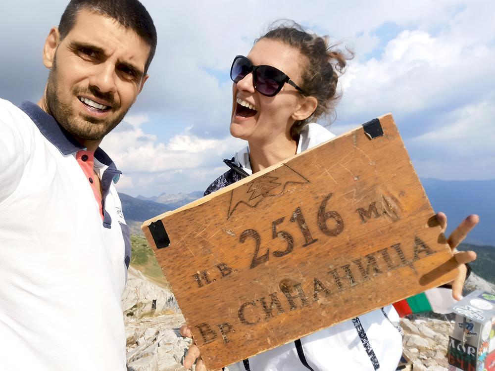 Изкачване на връх Синаница, Маршрути в Пирин