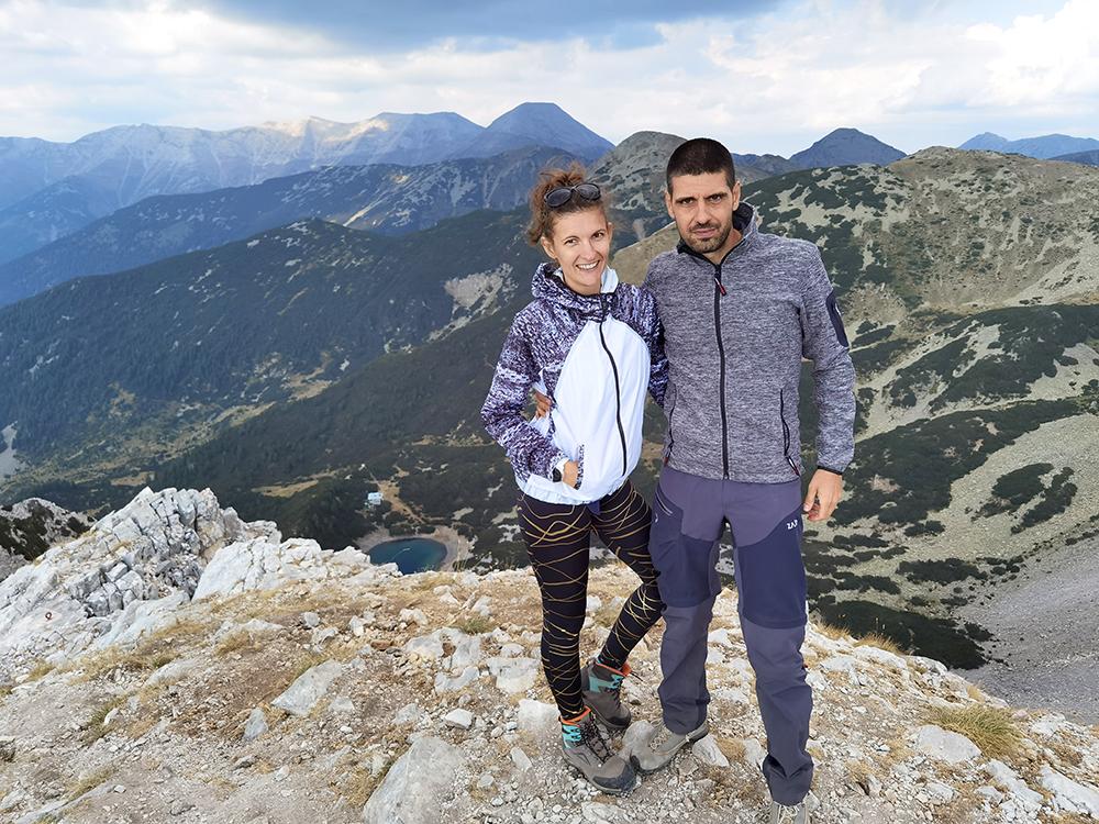 Изкачване на връх Синаница, хижа Синаница и Синанишко езеро