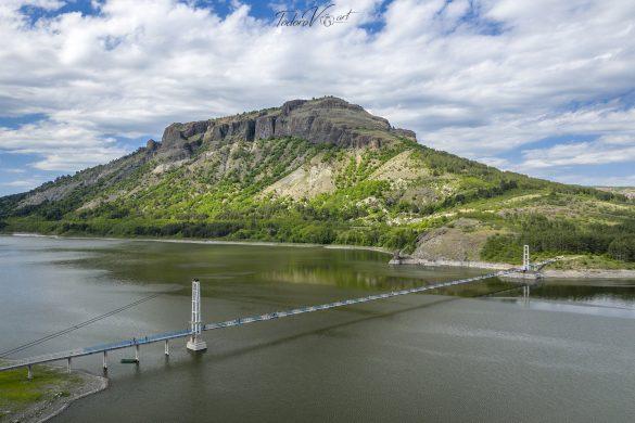 въжен мост до село лисиците, забележителности около кърджали